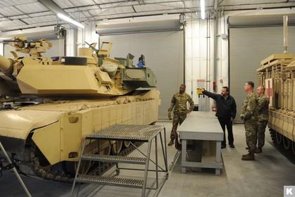 В США прошла демонстрация лучшего в мире танка, информирует comandir.com.
